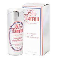 <b>Ltl Fragrances The Baron</b> Moisturizer and Aftershave Balm for Men ...