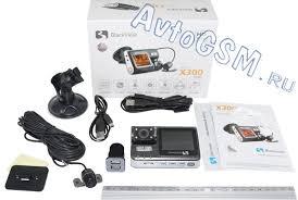 Автомобильный <b>видеорегистратор Blackview X300 Dual</b>