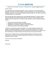 cover letter examples for media jobs cover letter examples  cover letter for employment