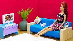 25 идей самодельной <b>мебели</b> и декора для <b>кукольных домиков</b>