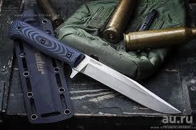 <b>Тактический нож</b> (Kizlyar Supreme) <b>Intruder</b> (<b>D2</b>, Satin, Рукоять ...