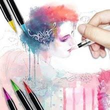 Watercolor <b>brush</b> Online Deals   Gearbest.com