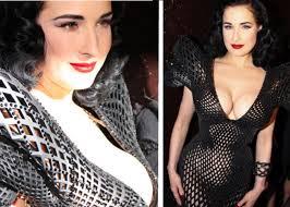 El diseñador Michael Schmidt, creador entre otros del vestido de burbujas de Lady Gaga, y el arquitecto Francis Bitonti acaban de mostrar su nueva creación ... - vestido_impresora3D