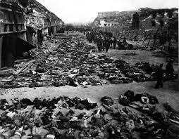 「1945, british soldiers restored Gedenkstätte Bergen-Belsen」の画像検索結果