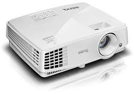 Buy <b>BenQ</b> MS527P DLP Projector (<b>White</b>) Online at Low Prices in ...