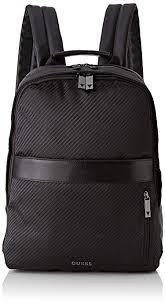 Guess Global <b>Functional Backpack Men's Backpack</b>, Black ...