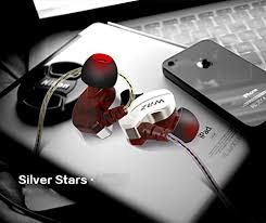 <b>Earphones</b>, <b>Hi-Fi Metal Earphone Earbuds</b> in Ear Noise Isolation ...