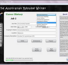 australian resume writer  resume wizard   the australian résumé writer    choosing a heading for your work history section