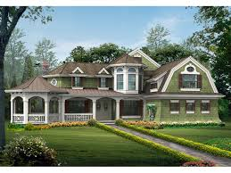 Cannaday Country Victorian Home Plan D    House Plans and More