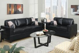 Of Living Rooms With Black Leather Furniture Black Leather Sofa Set Also Living Room Ideas With Leather Sofa
