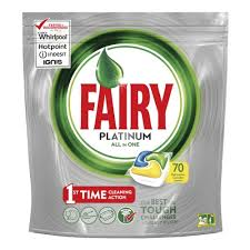 <b>Капсулы для посудомоечных машин</b> FAIRY Platinum All in 1 ...