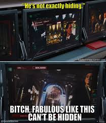 UPDATED MEME: Burdened with glorious fabulous... via Relatably.com