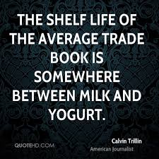 Image gallery for : calvin trillin quotes