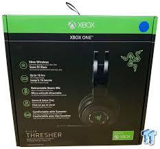 <b>Razer Thresher Wireless</b> Headset for Xbox Review