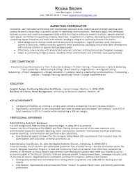 marketing coordinator resume skills equations solver marketing coordinator resume loubanga