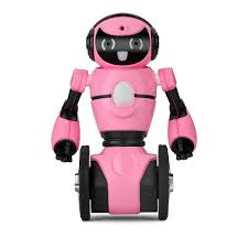 Розовый <b>робот WL</b> toys F4 c WiFi FPV камерой, управление ...