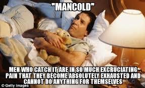 Man Cold - BabyCenter via Relatably.com