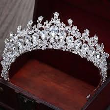 Luxury Design women <b>crown headwear bride wedding tiara bridal</b> ...