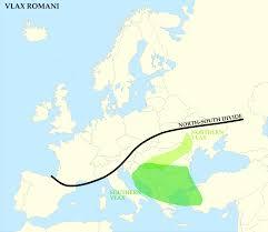 Vlax Romani language