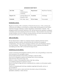 description of bartender duties for resume cipanewsletter bartender duties resume example careers news and advice from aol