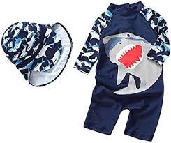 Amazon.com: Yober <b>Baby Boys Kids</b> Swimsuit One Piece Toddlers ...