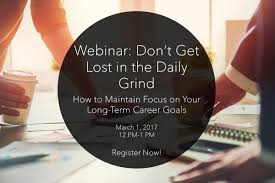 ugaonline on learn how to stay focused on your long term learn how to stay focused on your long term career goals despite the daily grind of work life register t uga edu 327 pic com yqdigtd7pd