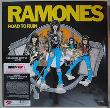 <b>Ramones</b> - Road To Ruin (2011, <b>180 gram</b>, Vinyl) | Discogs