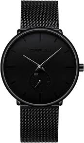 <b>Mens</b> Watches Ultra-Thin Minimalist <b>Waterproof</b>-<b>Fashion</b> Wrist ...