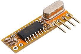 ILS - RXB12 315Mhz Superheterodyne Receiver ... - Amazon.com