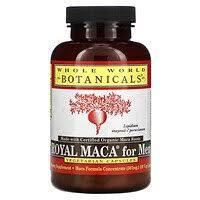 Whole World Botanicals, <b>Royal Maca for Men</b>, Gelatinized, 500 mg ...