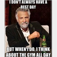 Rest Day Humor on Pinterest | Funny Fitness Pictures, Awkward Text ... via Relatably.com