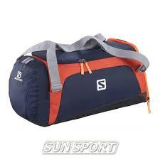 Сумки,<b>Рюкзаки Salomon</b> Сумка Salomon Sport <b>Bag</b> S Dark 40л ...