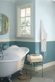 Two Tone Painting Bathroom Paint Ideas Two Tone Bathroom Tile Designs Perfect For