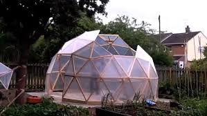 Time Lapse Video on the Construction of Geodesic Dome Greenhouse    Time Lapse Video on the Construction of Geodesic Dome Greenhouse   Green thumb   Pinterest   Geodesic Dome  Construction and Geodesic Dome Greenhouse