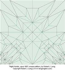 「robert lang origami diagrams」の画像検索結果