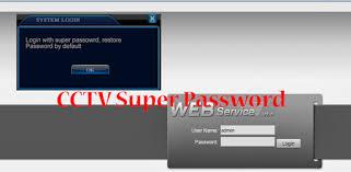 CCTV Super Password - Apps on Google Play