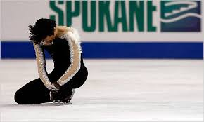 The Difference Between <b>Glitter</b> and Gold for Johnny Weir - The New ...