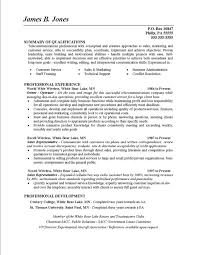 resume examples  examples of skills and abilities for resume    resume examples  examples of skills and abilities resume with summary of qualifications and professional experience