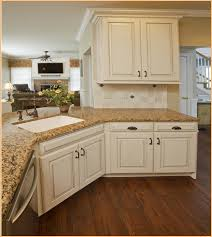 kitchen cabinets with granite countertops: picture of white kitchen cabinets with granite countertops