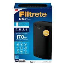 Filtrete Filtrete Room <b>Air Purifiers 3</b>-Speed 170-sq ft True HEPA Air ...