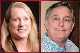 Laura Miller and Robert Bahn of the Small Business & Technology Development Center at Arkansas State University. Education. Laura Miller was selected as the ... - laura-miller-and-robert-bahn