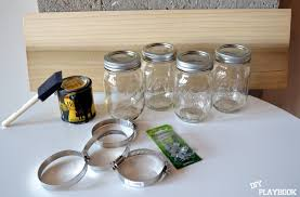 gee we adore glass bathroom storage jars from febe verkinderen loveitsomuch adore diy hanging mason jar