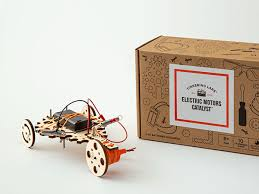 Electric Motors Catalyst | Tinkering Labs