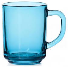 Pasabahce <b>Кружка Enjoy Blue</b>, 250 мл — купить по выгодной цене ...