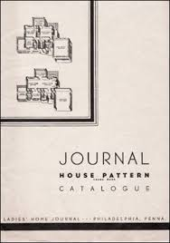 Ladies Home Journal   House Plans   Architects   s   s     Ladies Home Journal House Pattern Catalogue