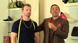 How to Measure a Man's Neck Size for a Necklace : Men's Fashion ...