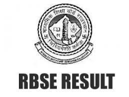 Image result for rajasthan board result image