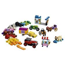 <b>Lego Classic</b> 10715 <b>Модели</b> на колёсах - купить в интернет ...