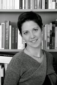 She studied comparative literature at Konstanz University and at Yale  and holds a PhD in Italian and Comparative Literature from     The Postcolonial Studies Initiative