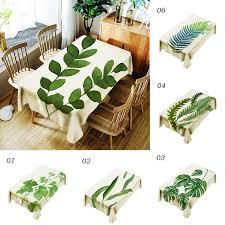 Мода Green Leaf шаблон <b>скатерть</b> покрытия Ресторан столовой ...